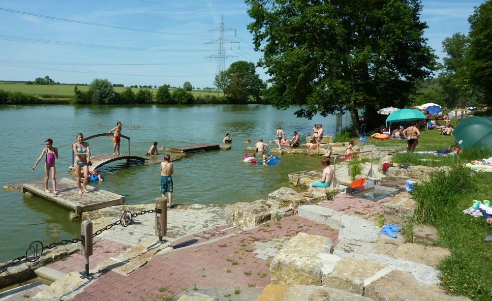 Bagersee-Campingplatz-Hollenbach