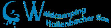 Waldcampingplatz Hollenbacher See Logo